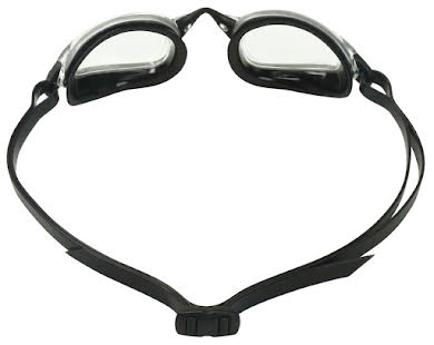 Michael Phelps K180 Goggles - Silver/Black with Clear Lens alternate image 0