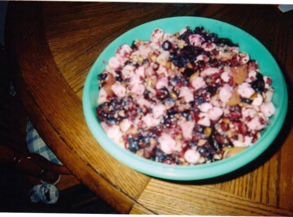 Rosalie's Cranberry Fruit Salad Recipe