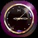 Royal Gold Clock Widget Icon