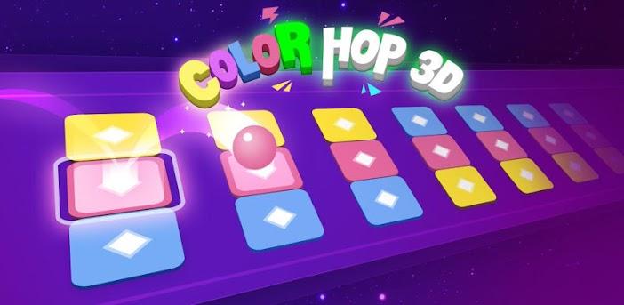 Color Hop 3D