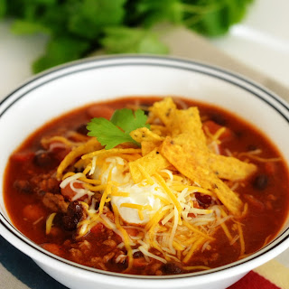 Taco Ranch Chili