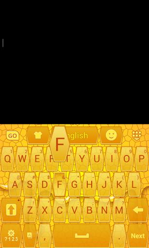 無料个人化Appのスウィートハニーキーボード|HotApp4Game