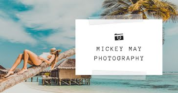 Mickey May Vacation - Facebook Event Cover template