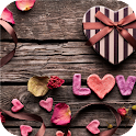 Shades of love icon