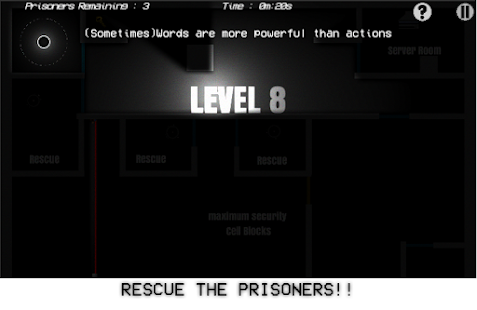 33 - 2D Stealth Puzzle Game- screenshot thumbnail