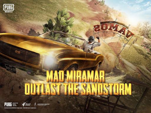 PUBG MOBILE - Mad Miramar screenshot 7
