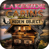 Hidden Object Lakeside Cabins