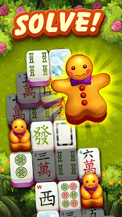 Mahjong: Magic School - Fantasy Quest Screenshot