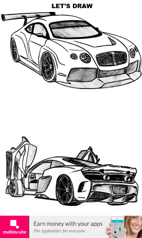 how to draw cars 2 screenshot