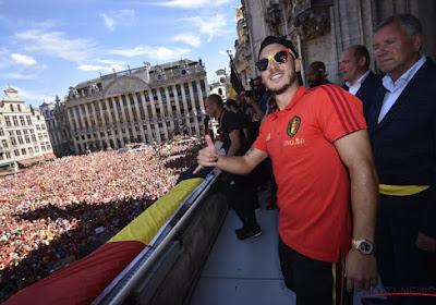 Eden Hazard va devoir faire un choix