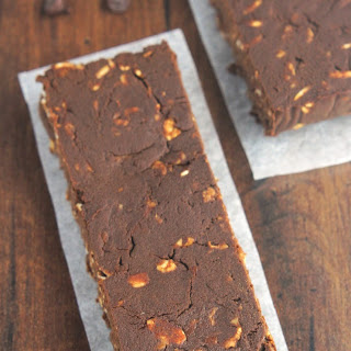 Mocha Brownie Protein Bars.