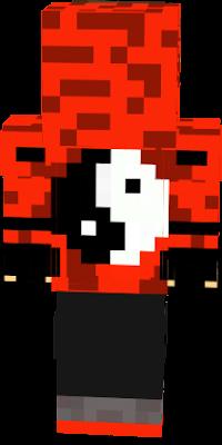 Hoodie Red Nova Skin