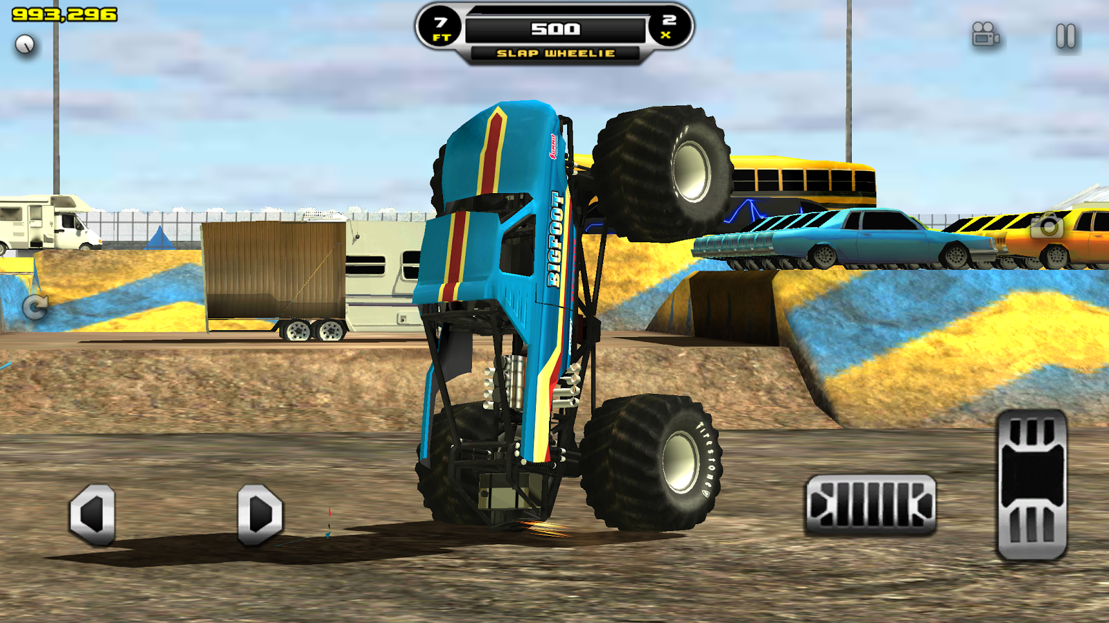 Play Monster Truck Game Online