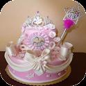 Brithday Cake Design Ideas icon