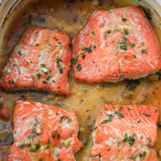 Low Calorie Salmon Sauce Recipes