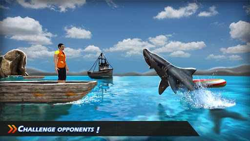 Shark Simulator 3d Game