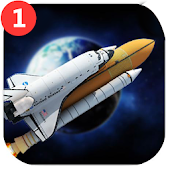 SpaceShip Simulator 2019 : Space Shuttle Games Android APK Download Free By ALP GAMES