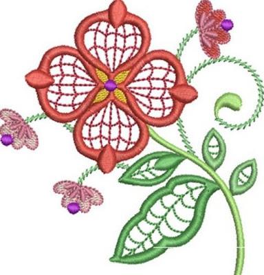 Embroidery Pattern Ideas - screenshot