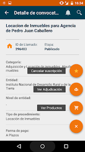 Contrataciones PY (beta)- screenshot thumbnail