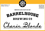 BarrelHouse Chenin Blonde / Blonde Sour with local Chenin Blanc Grapes / No. 1502