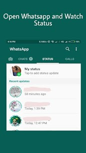 Status Downloader for WhatsApp App Download For Android and iPhone 1
