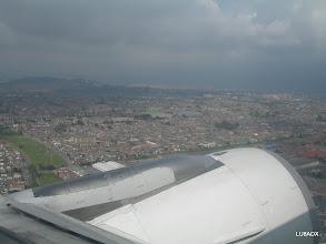 Photo: Airbus A318 de Avianca camino a Curazao