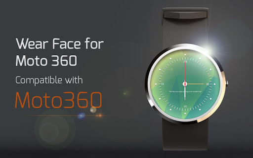 Wear Face for Moto 360