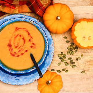 Jamaican Pumpkin Soup- A Delicious Caribbean Soup.
