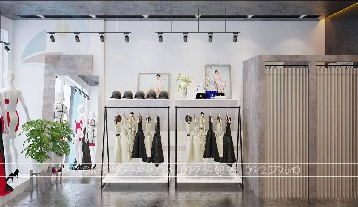 mẫu thiết kế shop thời trang giá rẻ số 1 - 7