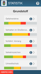 Führerschein App 2017 / 2018 - Fahrschule Theorie - náhled