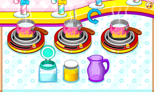 Cooking Candies for PC