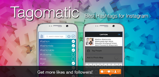 Tagomatic Instagram aplikacija