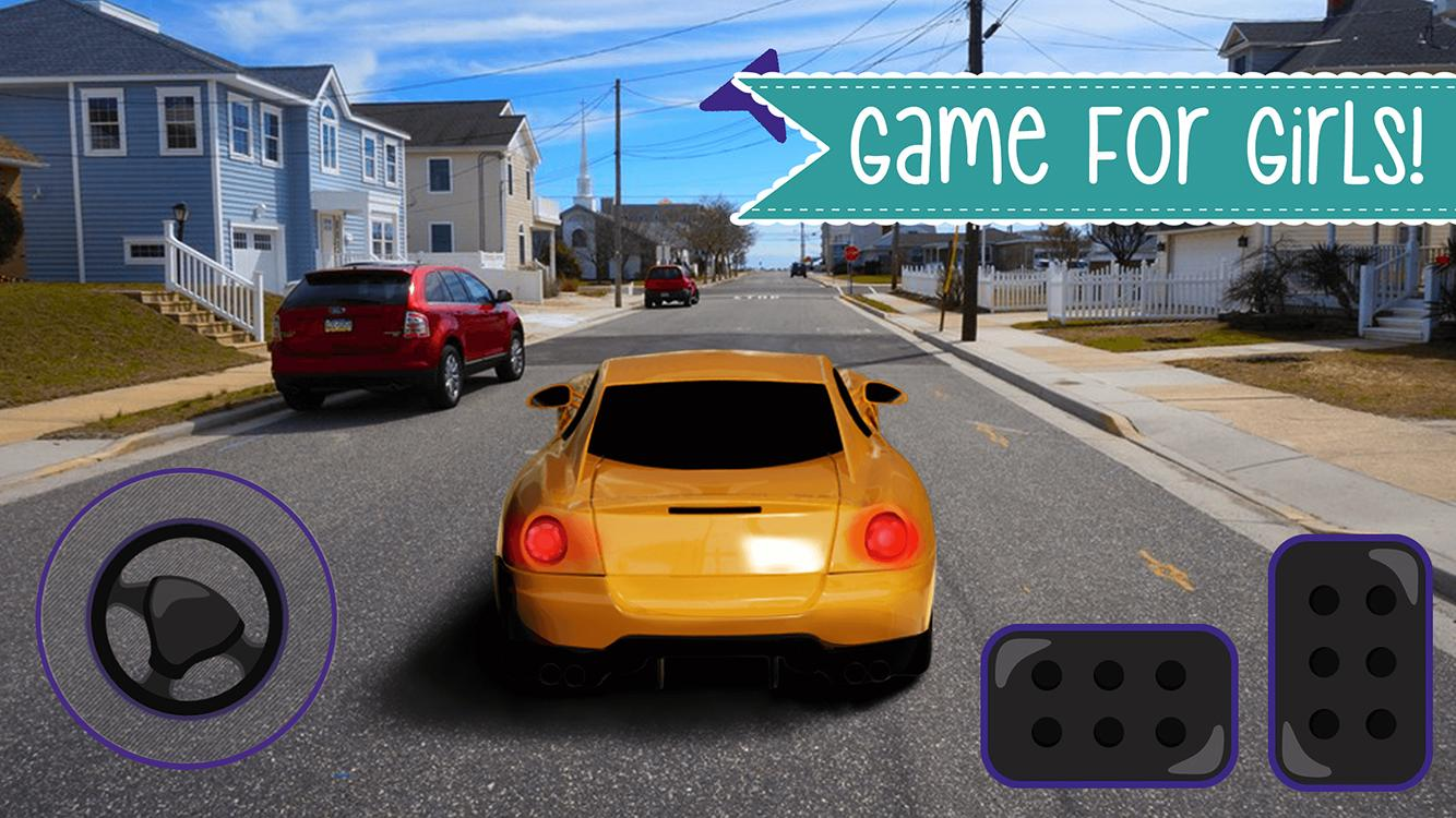 Parking Princess: Girl Driving - Android Apps on Google Play