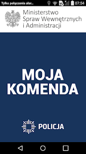 Moja Komenda- screenshot thumbnail