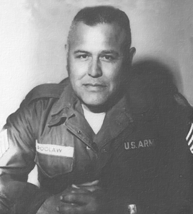 This Purple Heart recipient was the most decorated Native American soldier in U.S. history