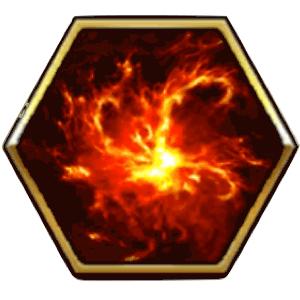 タレント「纏わる烈火」