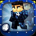 3D Running Fantasy Four Hero icon