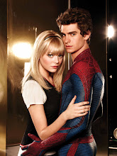"""Photo: Emma Stone and Andrew Garfield star in Columbia Pictures' """"The Amazing Spider-Man"""""""