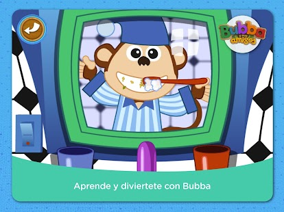 Bubba TV interactiva- screenshot thumbnail