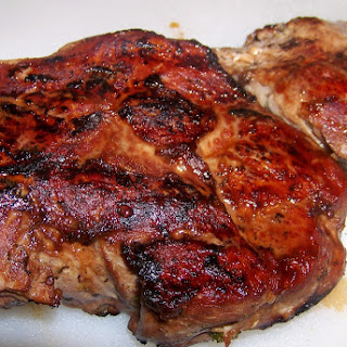 Simple Five Spice Pork Chops.