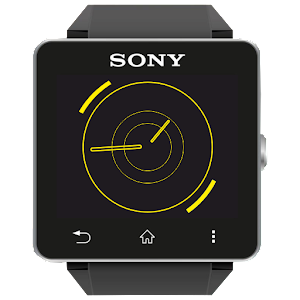Future Watch face for SW2 Q15 apk
