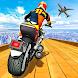 Mega Ramp GT Moto Bike Rider Stunts 2019