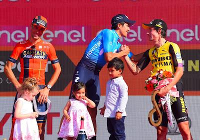 Giro 2019: Carapaz, Nibali, Roglic, un podium majestueux