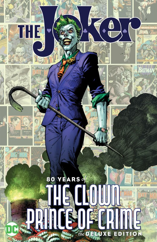 The Joker: 80 Years of the Clown Prince of Crime: The Deluxe Edition (2020)
