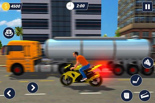 Bike parking 2019: Motorcycle Driving School filehippodl screenshot 12