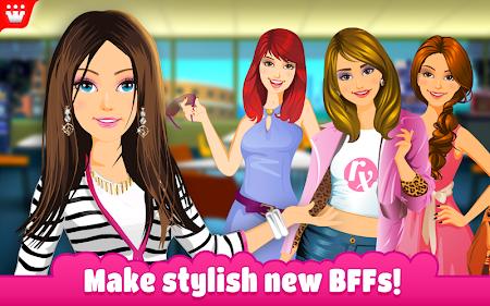 BFF - High School Fashion 2.2 screenshot 435687