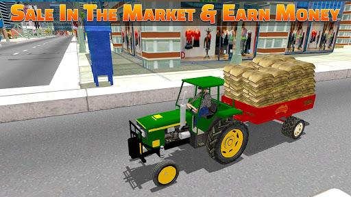 Tractor Farming Driver: Village Simulator 2019  screenshots 8