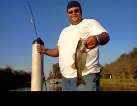 "Photo: Herlong Park Angler 14"" Bass From Dock"