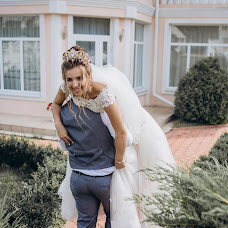 Wedding photographer Katerina Garbuzyuk (garbuzyukphoto). Photo of 15.10.2018