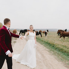 Wedding photographer Oksana Cherep (Ksiypa). Photo of 16.11.2017